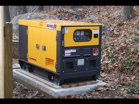 emergency generator for survival